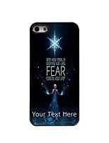 Personalized Gift Are You Ready Design Aluminum Hard Case for iPhone 4/4S