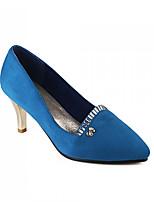 Women's Shoes Synthetic Stiletto Heel Heels/Basic Pump Pumps/Heels Office & Career/Dress