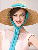 Vlechtwerk Vrouwen Helm Casual/Outdoor Hoeden Casual/Outdoor 1 Stuk