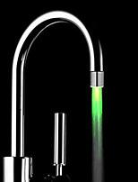 vert évier de la cuisine conduit buse du robinet robinet