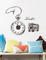 Modern Style DIY Fashion Mute Wall Clock