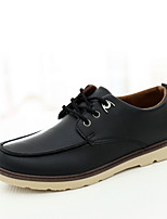 Men's Shoes Casual Oxfords Black/Blue/Yellow/White