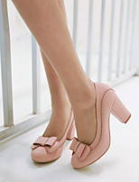 Women's Shoes  Stiletto Heel Heels Pumps/Heels Office & Career/Dress Blue/Pink/Beige