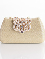 L.WEST® Women's Luxury With Diamonds Party/Evening Bag