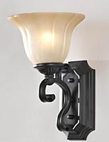 The modern European style wall lamp