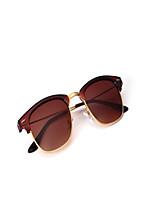 100% UV400 Summer Vintage Fashion Women Men Oversized Glasses Casual Sun Glasses