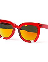 vrouwen 's Gespiegeld/100% UV400 Oversized Zonnebrillen