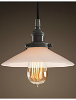 Industrial LOFT Antique Black Pendant Light
