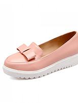 Women's Shoes Synthetic Low Heel Heels/Basic Pump Pumps/Heels Office & Career/Dress/Casual Blue/Pink/White