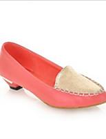 Women's Shoes Synthetic Flat Heel Heels/Basic Pump Pumps/Heels Office & Career/Dress/Casual