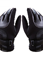 Unisex Polyester/PU Gloves , Casual