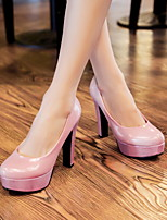 Women's Shoes  Stiletto Heel Heels Pumps/Heels Wedding/Office & Career/Party & Evening Pink/Silver/Gold