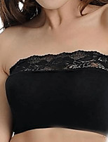 Women's Fashion Moore generation wipes bosom,lace Strapless