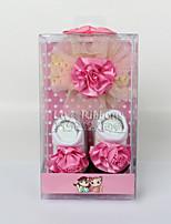 Baby Headband and Baby Socks Gift Set
