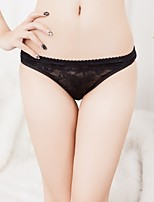 Women's Sexy Lace Carving G-string Thong Panty T-back