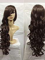 Fashion Universal Face Curly Hair Fleeciness And Big Volume