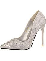 Women's Shoes Stiletto Heel Platform/Novelty/Pointed Toe Pumps/Heels Wedding/Party & Evening/Dress