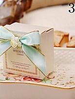 1 Piece/Set Favor Holder - Cubic Card Paper Favor Boxes/Gift Boxes Personalized