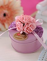 1 Piece/Set Favor Holder - Cylinder Iron(nickel plated) Favor Boxes/Gift Boxes Personalized