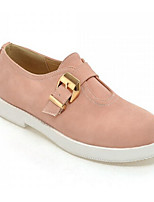 Women's Shoes Synthetic Kitten Heel Heels/Basic Pump Pumps/Heels Office & Career/Dress/Casual Black/Yellow/Pink/Beige