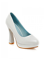 Women's Shoes  Stiletto Heel Basic Pump Pumps/Heels Office & Career/Dress/Casual Blue/Pink/White