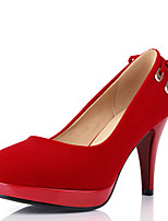 Women's Shoes Cone Heel Round  Toe Ankle Strap Pumps Shoes More Colors available