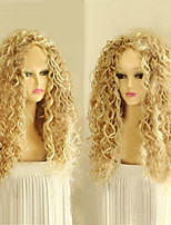 New Style Curly  Hair Wigs Synthetic Wave Hair Wigs Fashion Style
