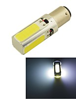 1157 BAY15D 15W COB LED Car Tail Brake Stop Turn Light Bulbs-White Light(1PCS)