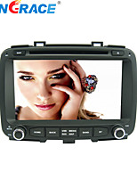 Rungrace 8-inch 2 Din TFT Screen In-Dash Car DVD Player For Kia Carens With Bluetooth,GPS,RDS,RL-469WGNR02