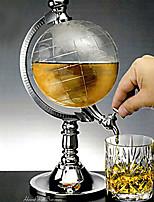 1.5L Globe Wine Pourer Wine Rack Dispenser Barware