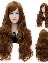Fashion Natural Wave Lady Wigs Hair Synthetic Hair Wigs