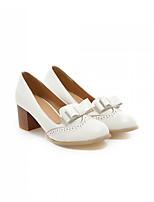 Women's Shoes Synthetic Stiletto Heel Heels/Basic Pump Pumps/Heels Office & Career/Dress/Casual Blue/Purple/White