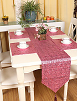 Fashion High Quality Sequin Table Runner (13