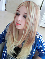 Cosplay Japanese and Korean Fashion Girls Hair Color Natural Wigs