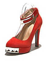 Women's Shoes Stiletto Heel Round Toe Pumps Dress More Colors Available