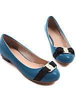 Women's Shoes  Low Heel Ballerina Loafers Office & Career/Dress/Casual Black/Blue/Red/Beige
