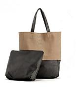 2015 Korean capacity bag new style Python pattern retro casual fashion handbags