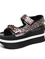 Women's Shoes Komanic Leather Flat EVA heel  Sandal Shoes Dress More Colors available