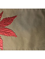 Maple Leaf Applique Embroidery Placemat Promotion Placemat