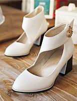 Women's Shoes  Low Heel Peep Toe Sandals Office & Career/Dress Black/Blue/Pink/Beige