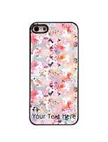 Personalized Gift Oil Painting Design Aluminum Hard Case for iPhone 4/4S