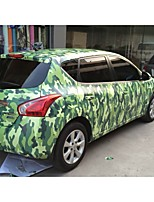 1.52M*1M Polymeric PVC Matte Chrome Vinyl Car Wraps Sticker  Car Sticker With Air Bubble Auto Accessories
