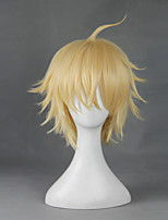 Seraph of the End Hyakuya Mikaera As Picture 30cm Cosplay Wigs