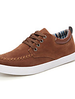 Men's Shoes Outdoor/Athletic Fashion Sneakers Black/Blue/Brown