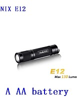 Fenix  Flashlight 3 Mode 130lm Lumens LED Flashlights AA Emergency LED Cree XP-E R2 Camping/Hiking/Caving
