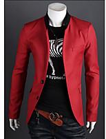 What lees Men's Casual/Formal Pure Long Sleeve Regular Blazer