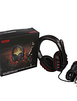 Gaming Headset Wearing A Stereo with Game Sounds for PS4/XBOX360/PS3/PC
