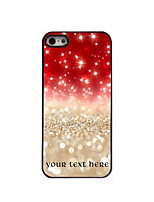 Personalized Gift Shining Design Aluminum Hard Case for iPhone 5/5S