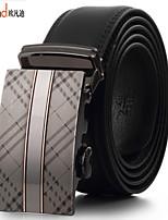 ALLFOND Men Party/Work/Casual Alloy/Leather Calfskin Waist Belt PZD4041-03