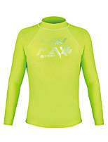 Winmax® UV50+ Protection Long Sleeves T-Shirt \ Lycra Rash Guard for Man
